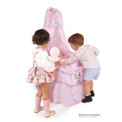Culla per bambole Magic María De Cuevas Toys 51034 | De Cuevas Toys