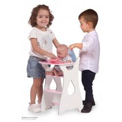 Seggiolino Legno per Bambole Martín De Cuevas Toys 55429 | De Cuevas Toys