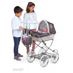 Passeggino per Bambole Reborn Pieghevole DeCuevas Toys 81031 | DeCuevas Toys