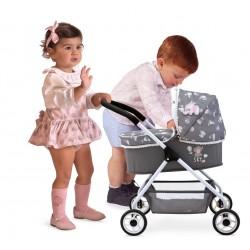 Passeggino per Bambole Il Mio Primo Passeggino Sky DeCuevas Toys 86035