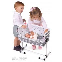 Culla per Bambole Regolabile Dormi Con me Sky DeCuevas Toys 51235 | DeCuevas Toys
