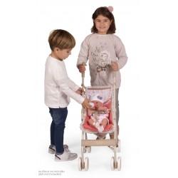 Passeggino per Bambole Pieghevole Sedia XL Martina DeCuevas Toys 90133 | DeCuevas Toys