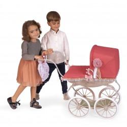 Passeggino per Bambole Stile Classico Martina DeCuevas Toys 87033 | DeCuevas Toys