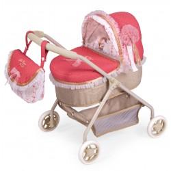 Passeggino per Bambole Il Mio Primo Passeggino Martina DeCuevas Toys 86033