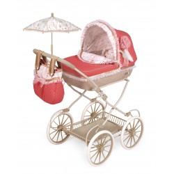 Passeggino per Bambole Martina Pieghevole DeCuevas Toys 81033