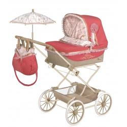 Passeggino per Bambole Martina Pieghevole DeCuevas Toys 82033