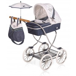 Passeggino per Bambole Top Collection con Ombrello DeCuevas Toys 80237