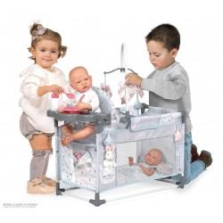 Culla Giostra Fasciatoio per Bambole Martín DeCuevas Toys 53129 | DeCuevas Toys