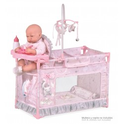 Carrello della Spesa per Bambole Magic María DeCuevas Toys 53134