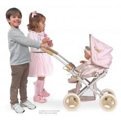 Passeggino e sedia per bambole 3x1 pieghevole Didi DeCuevas Toys 85143 | DeCuevas Toys
