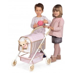 Passeggino per cuccioli Il Mio Primo Passeggino Didi DeCuevas Toys 86143   DeCuevas Toys