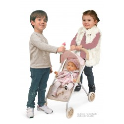 Sedia per bambole 4 ruote Didi DeCuevas Toys 90543   DeCuevas Toys