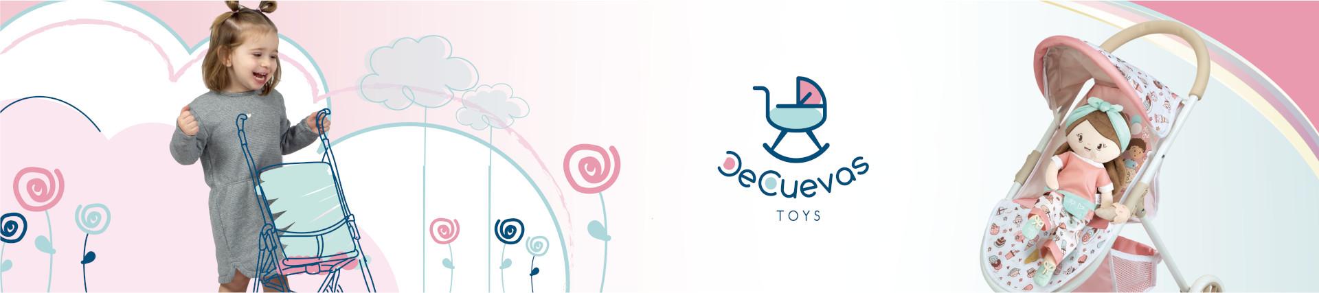 Sedie per bambole | DeCuevas Toys