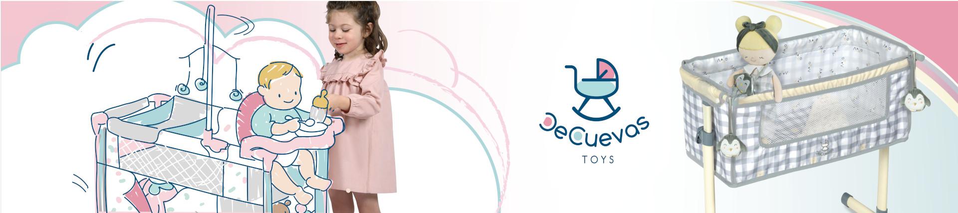 Culla e Cameretta | DeCuevas Toys